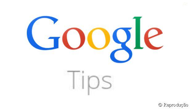 """Google tem o site """"Google Tips"""" com dicas sobre os produtos da empresa"""