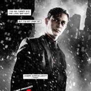 """Cartazes de """"Sin City 2: A Dama Fatal"""" apresentam personagens da história"""