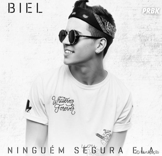 """Biel em """"Ninguém Segura Ela"""": novo single ganha capa oficial!"""