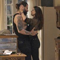 "Novela ""Sol Nascente"": Milena (Giovanna Lancellotti) planeja 1ª vez com Ralf!"