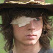 """Em """"The Walking Dead"""": na 7ª temporada, Carl (Chandler Riggs) estava """"pronto pra morrer"""", diz ator"""