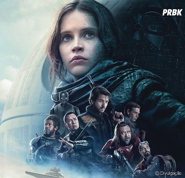 """""""Rogue One - Uma História Star Wars"""" tem cenas deletadas de """"Uma Nova Esperança"""""""
