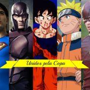 Superman, Magneto e heróis que poderiam ajudar o Brasil nas obras da Copa 2014