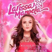 """""""O Diário de Larissa Manoela"""" foi o 4º livro mais vendido no Brasil durante o ano de 2016!"""