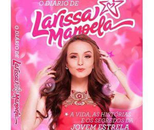 Livro de Larissa Manoela foi o quarto mais lido no Brasil em 2016