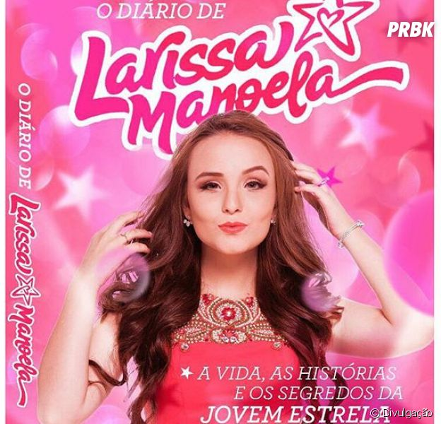 def1521a6cbdf O Diário de Larissa Manoela