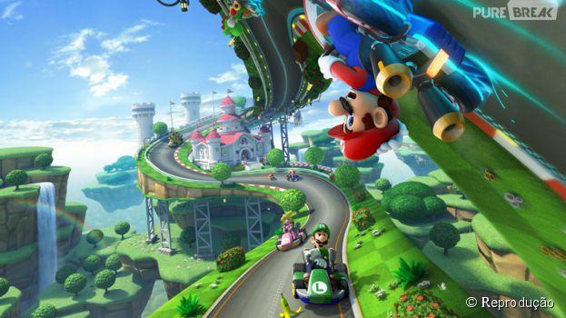 """Mario Kart 8"" será lançado nesta sexta-feira (30)!"