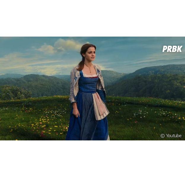 """Emma Watson, de """"A Bela e a Fera"""", solta voz em novo teaser"""