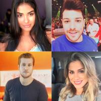 """Do """"BBB17"""": Munik, Cézar, Vanessa, Alemão e mais: relembre os vencedores do reality show da Globo!"""