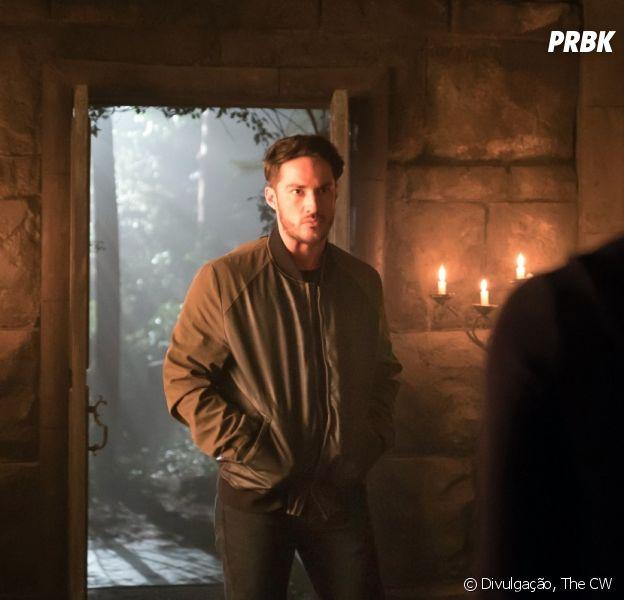 """Final """"The Vampire Diaries"""": na 8ª temporada, Tyler (Michael Trevino) aparece em primeira imagem inédita"""