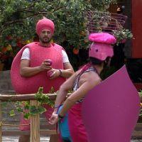 "No ""BBB17"": Daniel e Marinalva vencem 1ª Prova do Anjo!"