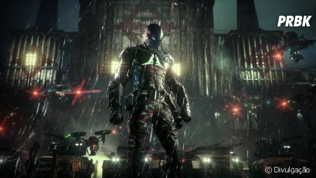 """Último jogo da Trilogia """"Batman: Arkham"""", desenvolvido pela Rocksteady Studios, vai sofrer atraso no lançamento."""