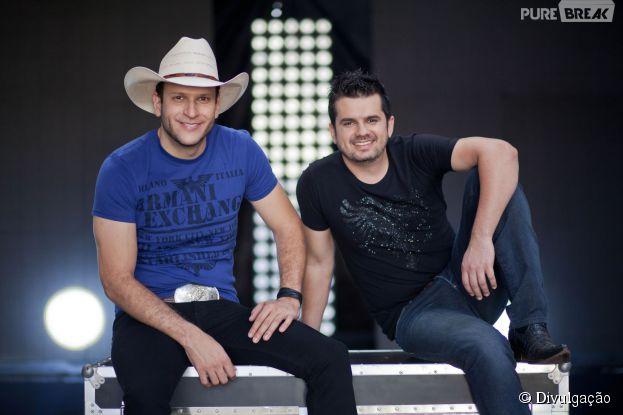Matheus Minas e Leandro estão comemorando 7 anos de carreira