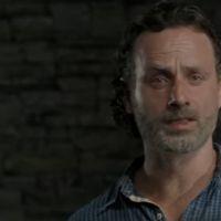 """Em """"The Walking Dead"""", na 7ª temporada, teaser do retorno mostra muito drama: """"Todos acabados!"""""""