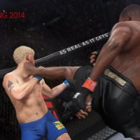"Confira o gameplay de ""EA Sports UFC"" com a luta de Jon Jones vs Gustafsson"