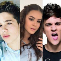 Maisa Silva grava com Christian Figueiredo e João Guilherme Ávila para vídeo do YouTube!