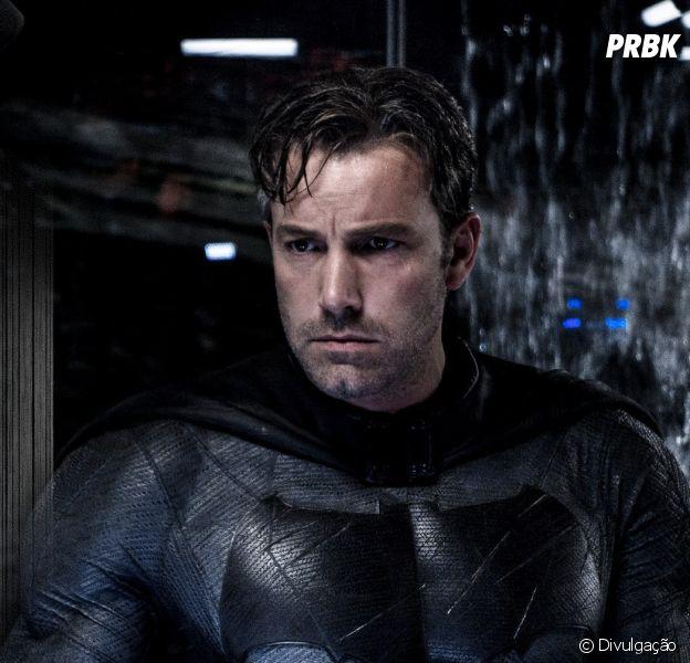 """Filme """"The Batman"""": Ben Affleck quer deixar o personagem"""