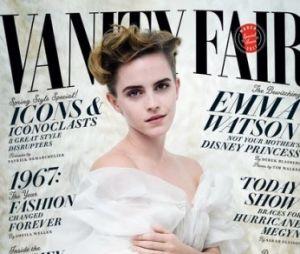 """Emma Watson é capa da edição de março da revista """"Vanity Fair"""""""