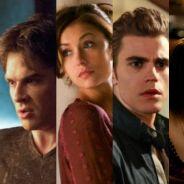 """De """"The Vampire Diaries"""", com Nina Dobrev: veja o antes e o depois dos personagens da série!"""