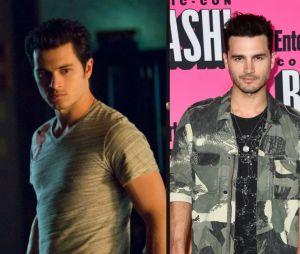 """O antes e depois de Enzo (Michael Malarkey) em """"The Vampire Diaries"""""""