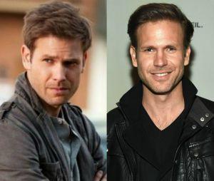 """O antes e depois de Alaric (Matthew Davis) em """"The Vampire Diaries"""""""