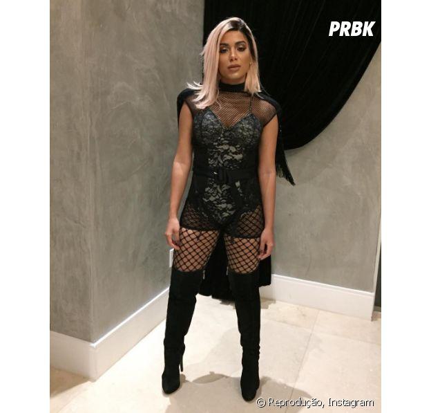 Anitta batalhou para enfrentar problemas e mostrou todo seu poder!