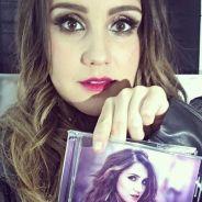 """Dulce Maria, ex-RBD, mostra álbum """"DM"""" pronto no Instagram e deixa fãs ansiosos na internet!"""