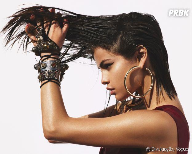 Selena Gomez mostrou que tem atitude de sobra!