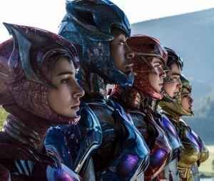 """Power Rangers"" chega às telonas nesta quinta-feira (23)!"