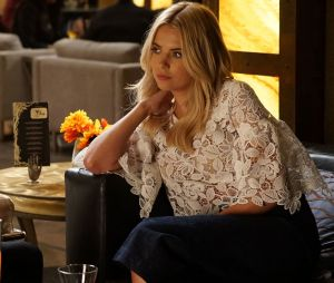 "Em ""Pretty Little Liars"": Hanna (Ashley Benson) e Caleb (Tyler Blackburn) casados finalmente?"