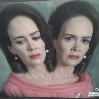 """Em """"American Horror Story: Freakshow"""": Sarah Paulson terá duas cabeças!"""