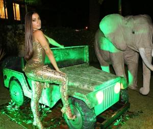 """Anitta comemora 24 anos com superfesta com tema """"Selva""""!"""
