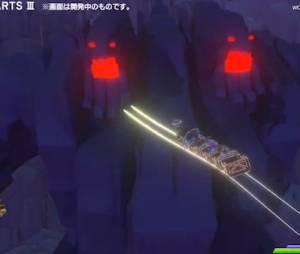 """Uma montanha russa no trailer que mostra um pouco da jogabilidade de """"Kingdom Hearts 3"""""""