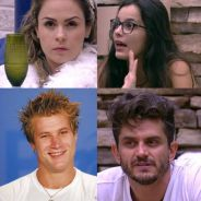 "Do ""BBB"", com Emilly, Marcos, Ana Paula, Alemão e mais: relembre os maiores barracos do reality!"