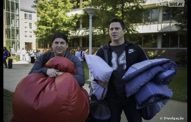 """Em """"Anjos da Lei 2"""", a dupla de policias agora se infiltra em uma faculdade"""