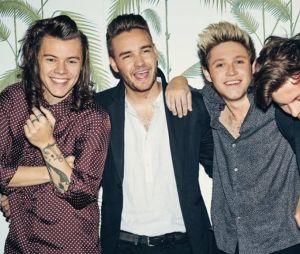 Niall Horan e Liam Payne parabenizam Harry Styles pelo lançamento do novo single!