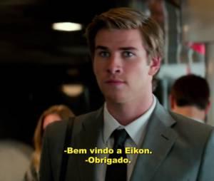 """Liam Hemsworth estrela """"Conexão Perigosa""""!"""