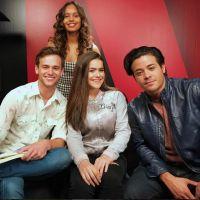 """Maisa Silva entrevista elenco de """"13 Reasons Why"""" e fãs surtam: """"Que sonho"""""""