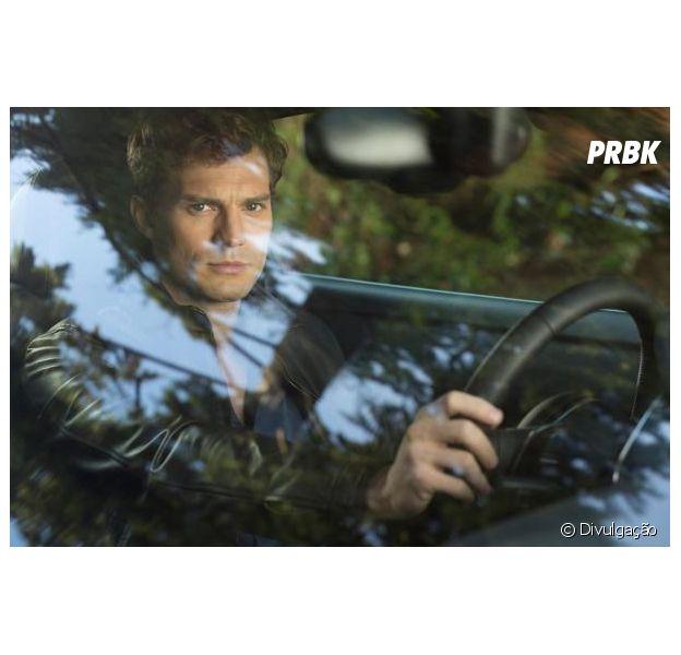 """Jamie Dorman como Christian Grey na adaptação do best-seller """"50 Tons de Cinza"""""""