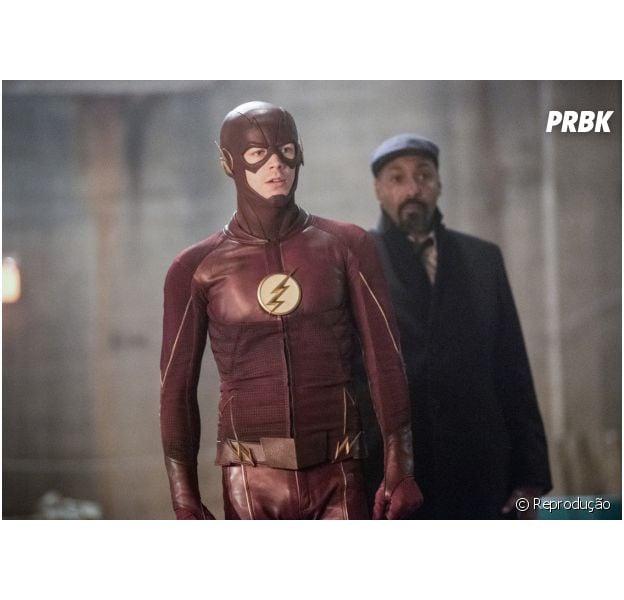 """Em """"The Flash"""", Barry (Grant Gustin) descobre identidade de Savitar!"""