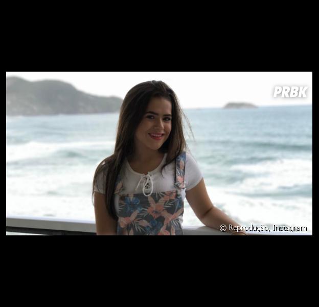 Maisa Silva zoa Silvio Santos em foto no Instagram!