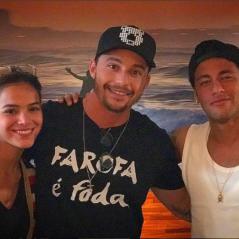 Bruna Marquezine visita Neymar Jr. em Barcelona após passagem por Nova York!