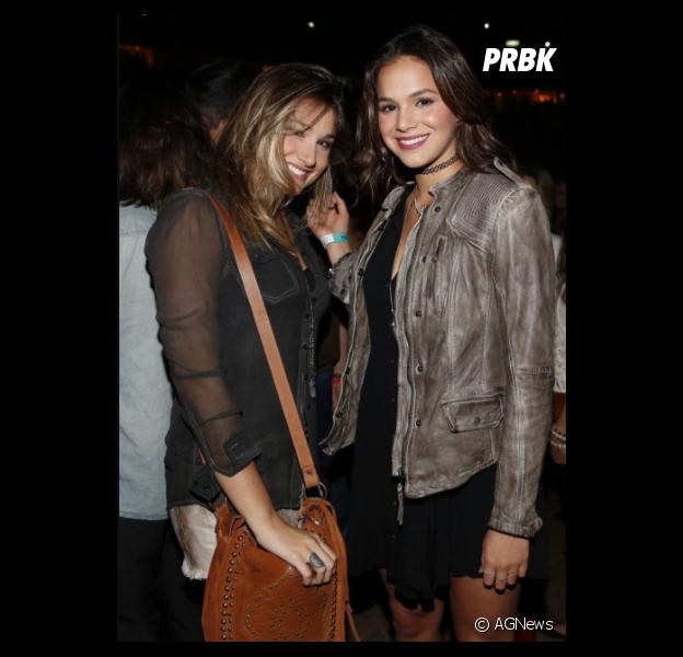 """Sasha Meneghel fala sobre amizade com Bruna Marquezine: """"Ela tem uma energia muito boa"""""""