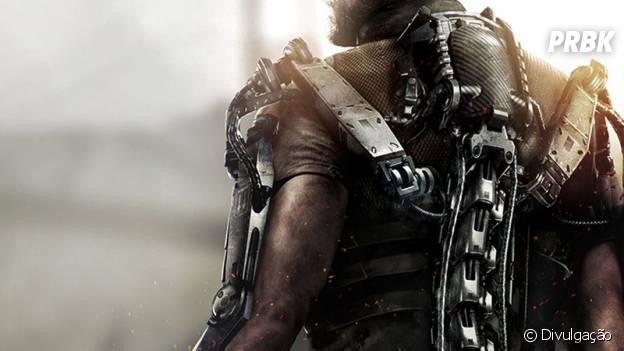 """Os exoesqueletos de """"Call Of Duty: Advanced Warfare"""""""