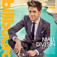 Niall Horan é capa da Billboard e revela que Justin Bieber deu conselhos sobre carreira solo
