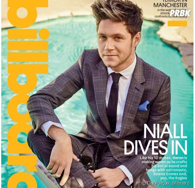 Niall Horan, do One Direction, é capa da Billboard!