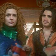 """Em """"Meu Pedacinho de Chão"""": Gina vai ficar com ciúmes de Viramundo e Milita!"""