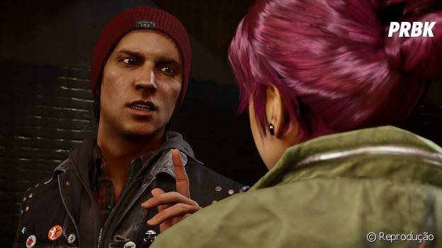 "Abigail Fetch e Rowe nas missões de ""InFamous: Second Son"""