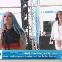 """Lauren Jauregui e Halsey cantam """"Strangers"""" ao vivo pela primeira vez no """"Today Show"""""""