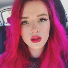 Bella Thorne pinta o cabelo de rosa e mudança divide opinião dos fãs na internet!